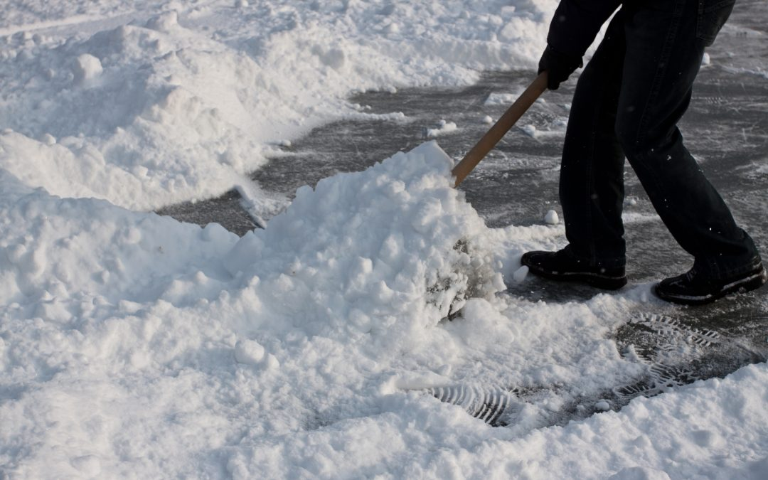 How to Shovel Safely